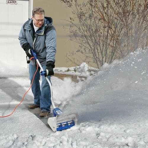 снегоуборщик электрический