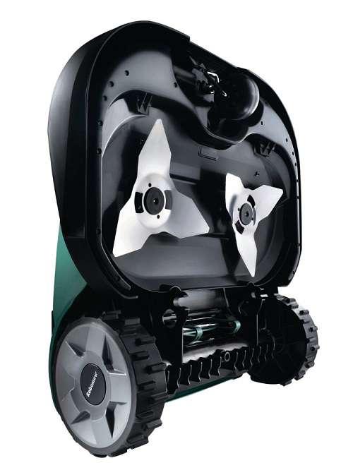 газонокосилка - робот