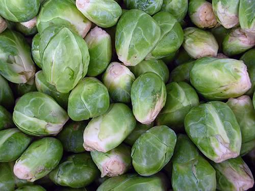 брюссельская капуста